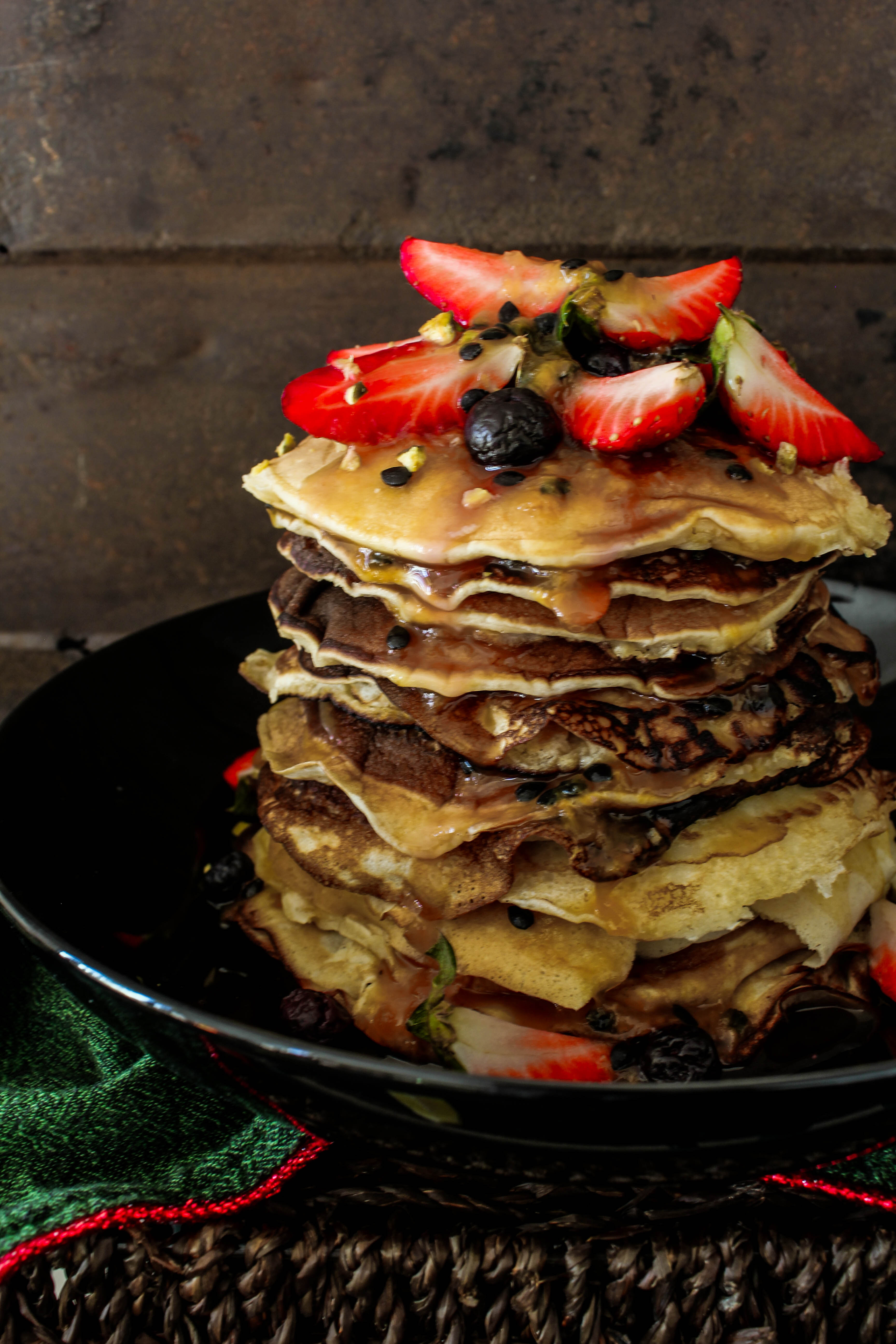 Almond milk and lemon curd pancakes sugar et al almond milk has many health benefits besides being low calorie but that is not the reason why i use it so often i can have it for taste alone ccuart Gallery
