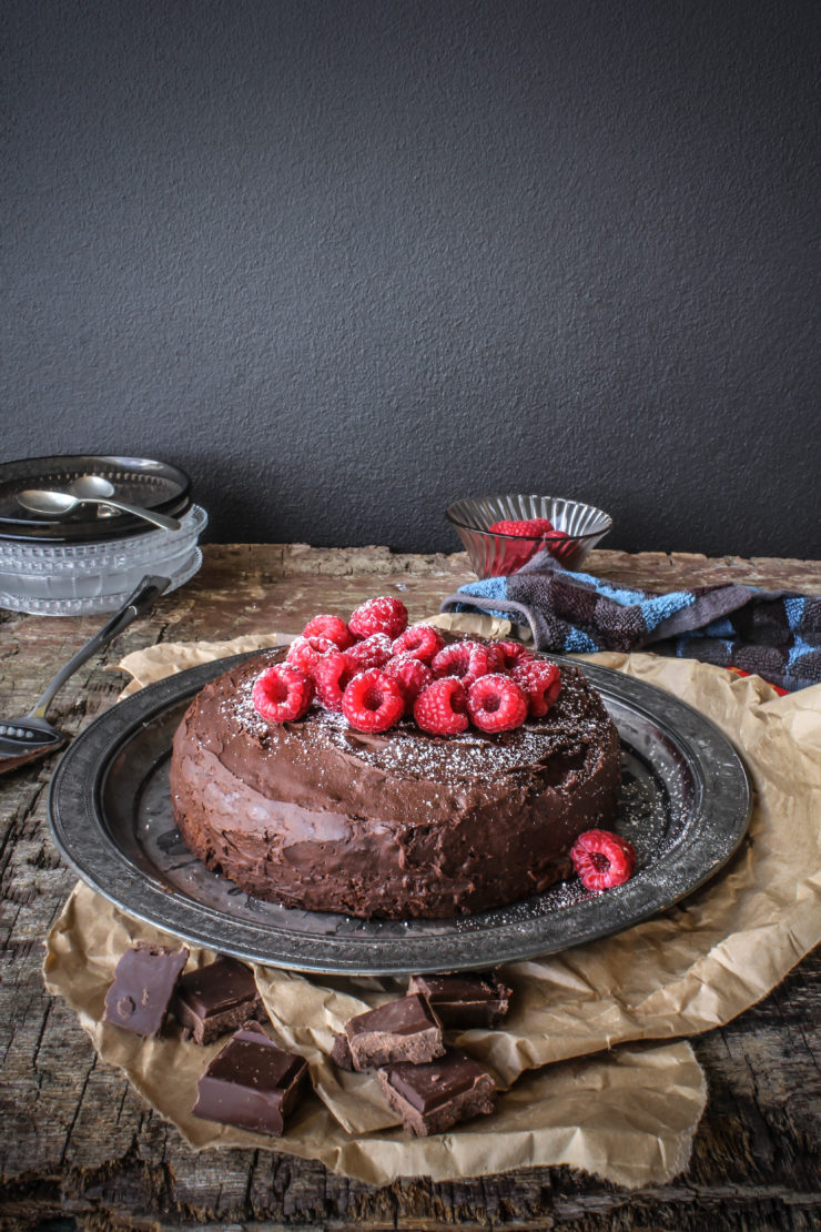 Double Chocolate Banana Cake- Easy Mother's Day Dessert - blogs de ...